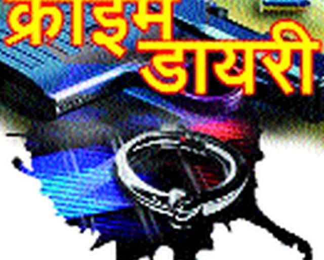 Attempts to kill young man in Satpur   सातपूरमध्ये तरुणाला जिवे ठार मारण्याचा प्रयत्न