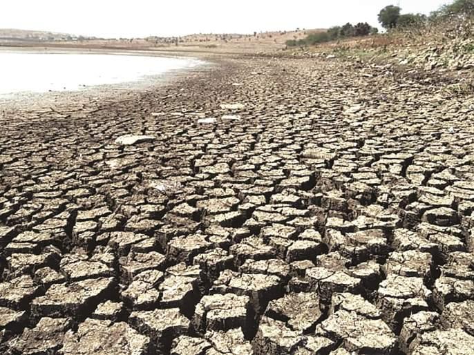 The administration is ignoring the Januna Lake!   जनुना तलावाकडे होतेय प्रशासनाचे दुर्लक्षच!
