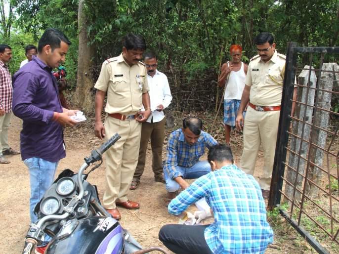 Harukul Budruk murdered youth by a minor | हरकुळ बुद्रुक येथे किरकोळ वादातुन तरुणाचा खुन