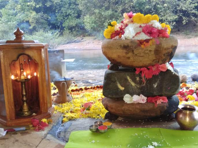 Girwal Devi's Dalap Festival on 5 December, a 6 year tradition | गिरावळ देवीचा १३ डिसेंबरला डाळाप उत्सव, ४०० वर्षांची परंपरा