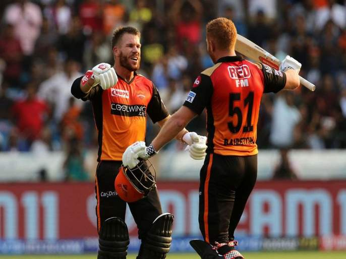 IPL 2019 SRH vs RCB: Sunrisers Hyderabad beat Royal Challengers Bangalore by 118 runs | IPL 2019 SRH vs RCB : हैदराबादसमोर 'विराट'सेनेची शरणागती, बंगळुरूचा लाजीरवाणा पराभव