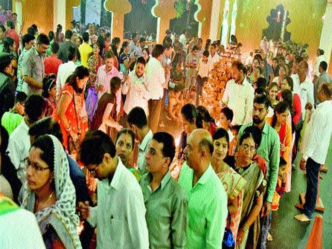 Rangla Deepotsav Ceremony for Tripurari Purnima | त्रिपुरारी पौर्णिमानिमित्त रंगला दीपोत्सव सोहळा