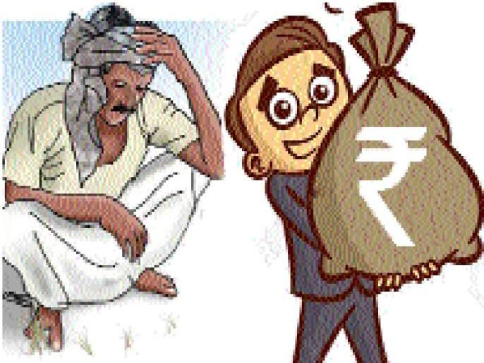 Bank Depression in the Kharif Season Crunch Debt Distribution   खरीप हंगामातील पीक कर्ज वाटपात बँकांची उदासीनता