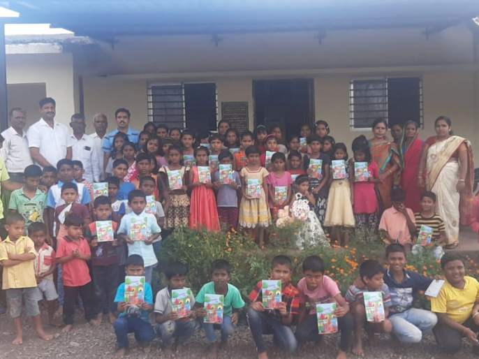 Books for birthday gifts for girl's birthday | मुलीच्या वाढदिवसानिमित्त पुस्तके भेट, वारेमाप खर्चाला फाटा