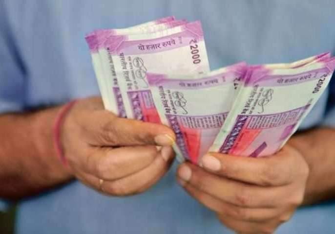Rs 55,000 crore withdrawn from provident fund | भविष्य निर्वाह निधीतून काढले 55 हजार कोटी रुपये