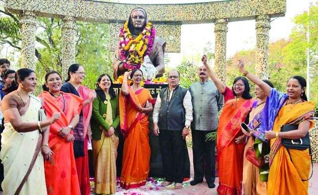 Hymn to Rajmata Jijau | राजमाता जिजाऊंचा अंबानगरीत जयजयकार