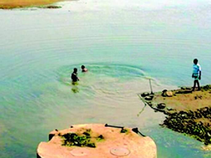 Only 10 days water storage in Dargoli | डांर्गोलीत केवळ दहा दिवसांचा पाणीसाठा