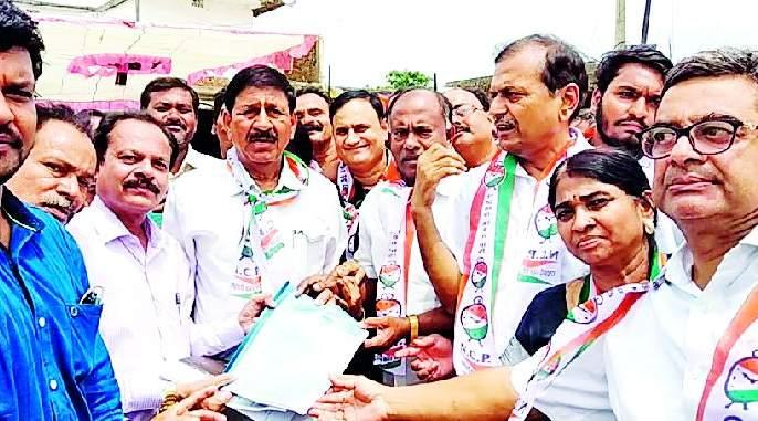 Nationalist Congress Route Movement Movement   राष्ट्रवादी काँग्रेसचे रास्ता रोको आंदोलन