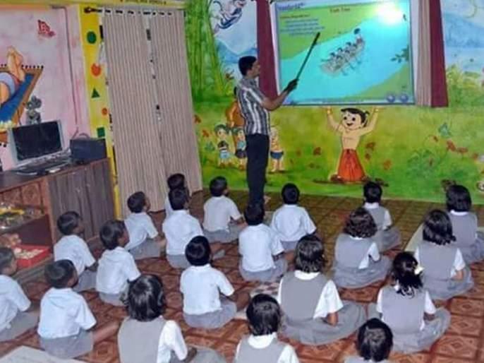 131 Digital Classrooms in Ashram Shalls | 131 आश्रम शांळांमध्ये डिजीटल क्लासरूम