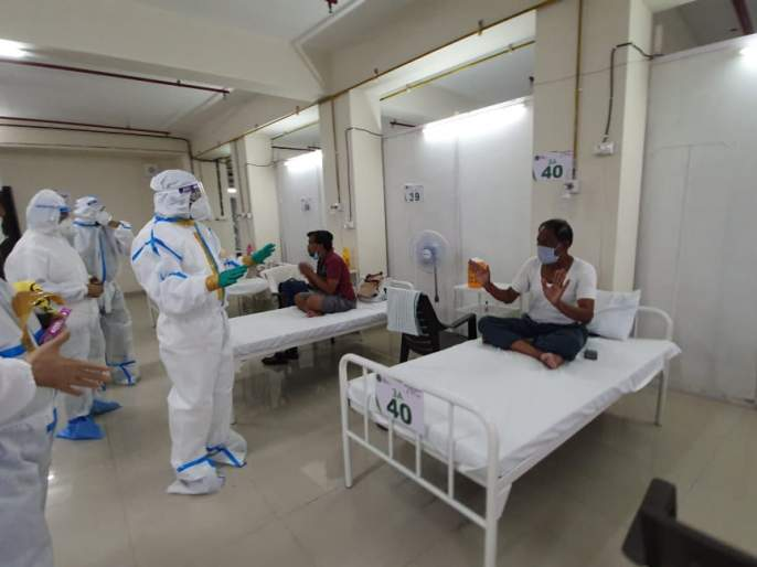 Coronavirus News: In Thane district, 54 people died and 2,150 infected in a day   Coronavirus News: ठाणे जिल्हयात दिवसभरात दोन हजार १५० बाधीतांसह सर्वाधिक ५४ जणांचा मृत्यू