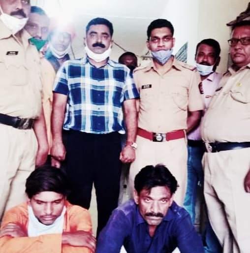 Under the pretext of Karni, the two from Jamner looted Rs 1 lakh | करणीच्या बहाण्याने जामनेर येथील दोघांनी १ लाखाला लुटले