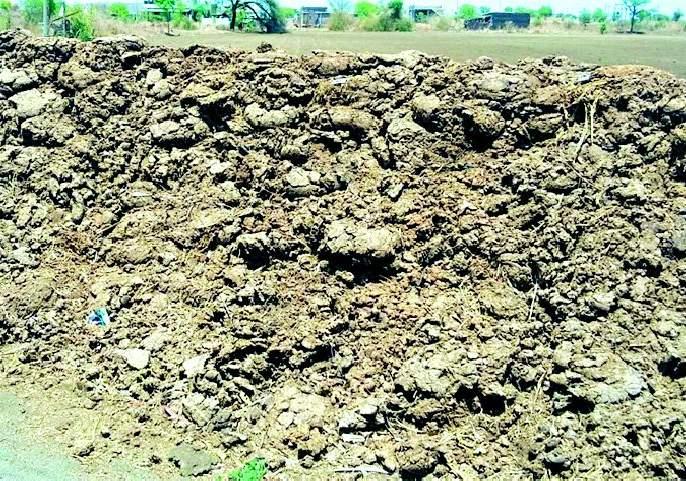 Farmers' work for summer work   उन्हाळवाहीच्या कामांसाठी शेतकऱ्यांची लगबग