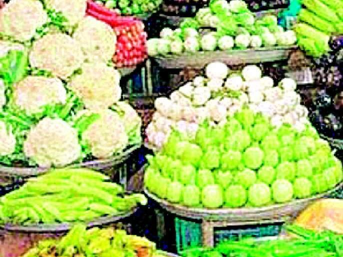 Farmer's Vegetables, Silver, Silver | शेतकऱ्याचा भाजीपाला मातीमोल, विक्रेत्यांची चांदी
