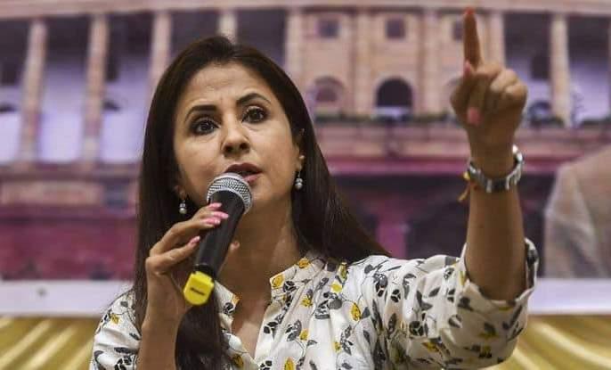 The progress of Maharashtra must be continued by the youth: Urmila Matondkar | महाराष्ट्राची पुरोगामित्वाची वाटचाल अविरत सुरू ठेवावी लागेल: उर्मिला मातोंडकर