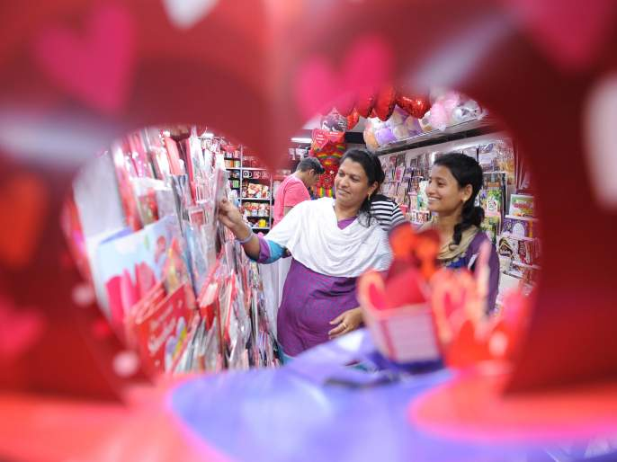 Valentine's Day 2018: Relationship to Love will be stronger today; Preparations for the city in Kolhapur; Welfare of Social Work | Valentine Day 2018 :प्रेमाचे नाते होणार अधिक दृढ, कोल्हापुरातजय्यत तयारी; सामाजिक कार्याची झालर