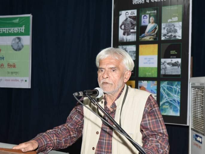 Need for a revival of Dalwai's secular ideas: Vinay Hardikar   दलवाई यांच्या निधर्मी विचारांच्या पुनरुज्जीवनाची गरज: विनय हर्डीकर