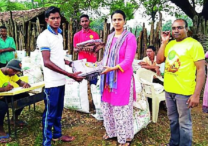 The flood victims will get help soon | पूरग्रस्तांना लवकरच मदत मिळणार