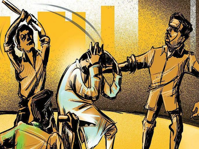 Ax attack on Sakhaya Bhav for agricultural reasons | शेतीच्या कारणांवरून सख्ख्या भावावर कुऱ्हाडीने हल्ला