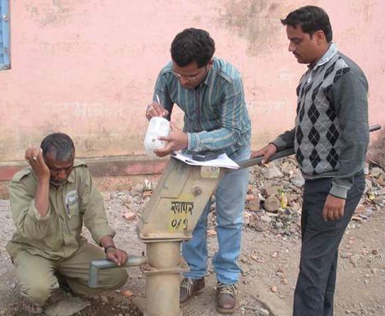 Inspection of water sources by mobile app | जलस्त्रोतांची मोबाईल अॅपद्वारे तपासणी