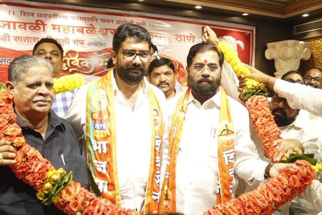 I got Shivsena's offerBefore the election: Shivendra Raje | निवडणुकीपूर्वी शिवसेनेची ऑफर होती; शिवेंद्रराजेंचा ठाण्यात गौप्यस्फोट