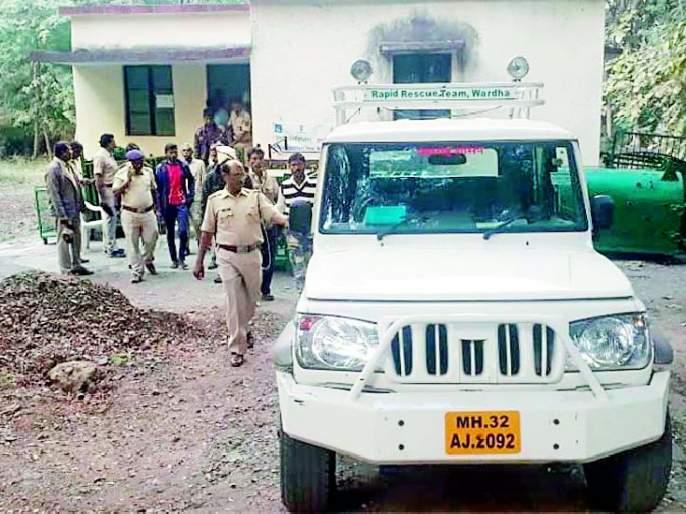Seven arrested for murdering a girl | बिबट्याच्या हत्येप्रकरणी सात जणांना अटक