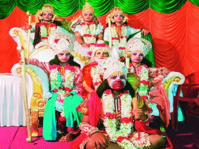 Music concludes Tulsi Ramkatha | संगीत तुलसी रामकथेचा समारोप