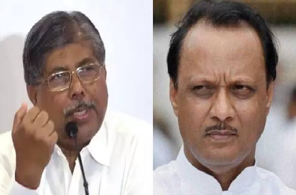 Ajit Pawar should run government from Pune: BJP state president Chandrakant Patil | अजित पवार गायबच! त्यांनी पुण्यातून कारभार चालवावा: भाजप प्रदेशाध्यक्ष चंद्रकांत पाटील