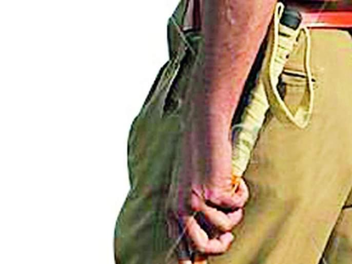 Maharashtra Election 2019 : Two thousand police watch in city | Maharashtra Election 2019 : शहरात दोन हजार पोलिसांचा 'वॉच'
