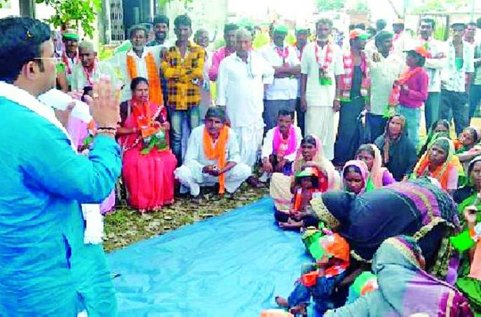 Maharashtra Election 2019 : Wanderers will bring a free society into the flow of development | Maharashtra Election 2019 : भटक्या विमुक्त समाजाला विकासाच्या प्रवाहात आणणार