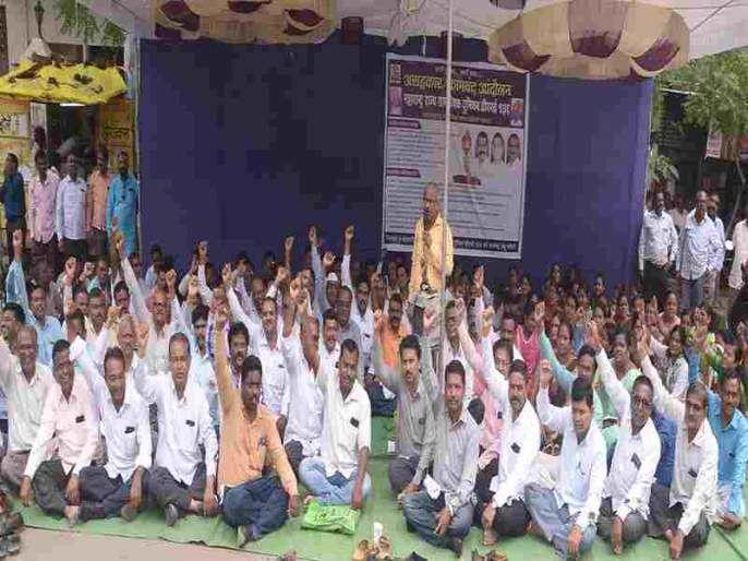 The Village Seva Association is responsible for not doing extra work | अतिरिक्त कामे न करण्यावर ग्रामसेवक संघटना ठाम