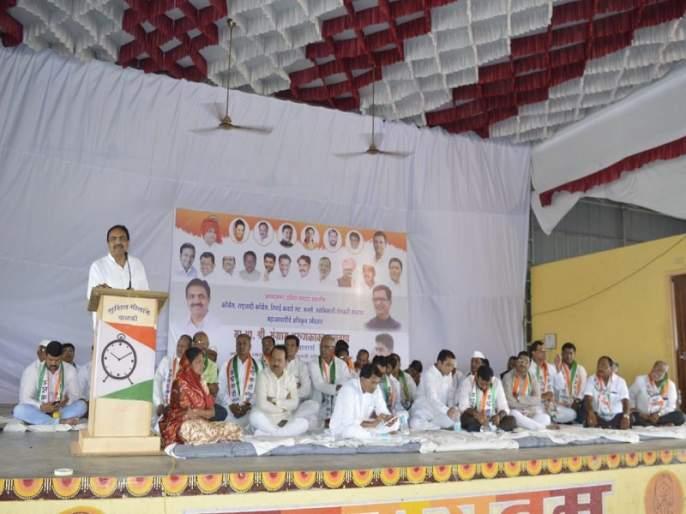 Why did the Chief Minister not give five years 'sakalai'? : Jayant Patil   मुख्यमंत्र्यांनी पाच वर्षे 'साकळाई' का दिली नाही? :जयंत पाटील