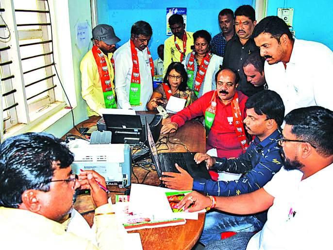 Political parties in the warroom for propaganda | Maharashtra Assembly Election 2019 :प्रचारासाठी वॉररूममध्ये राजकीय पक्षांची लगबग