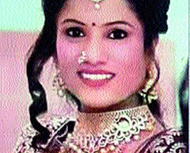 Marital suicide; Husband-in-love imprisonment | विवाहितेची आत्महत्या; पती-प्रेयसी कारागृहात