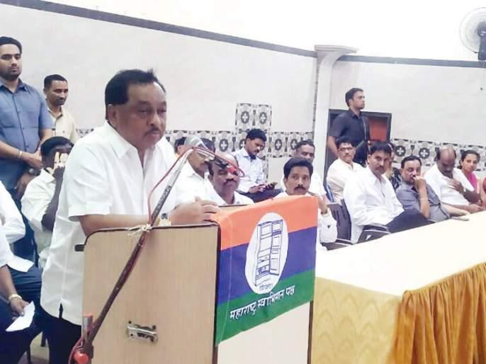 Give me 3,000 votes from Malvan, appeals to Narayan Rane activists | मालवणमधून मला ५० हजार मते द्या, नारायण राणेंचे कार्यकर्त्यांना आवाहन