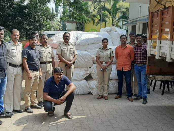 Gutkha worth Rs 5 lakh seized in Shahpur | शहापूरमध्ये २० लाखांचा गुटखा जप्त