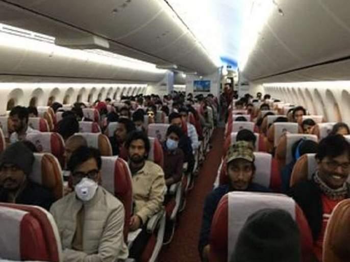 218 Indians departed by air india flight from italy SNA | CoronaVirus : इटलीतून तब्बल 218 भारतीयांची सुटका, आयटीबीपीच्या कॅम्पमध्ये राहणार