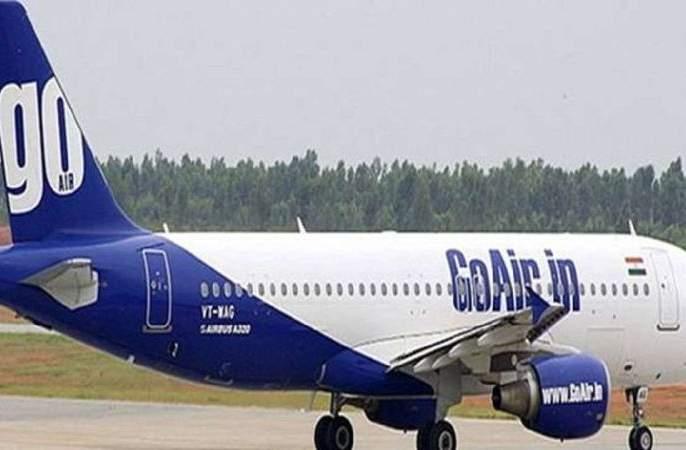 Accidental landing of Go Air flight on Nagpur Airport | गो एअरच्या विमानाचे नागपूर विमानतळावर आकस्मिक लॅण्डिंग