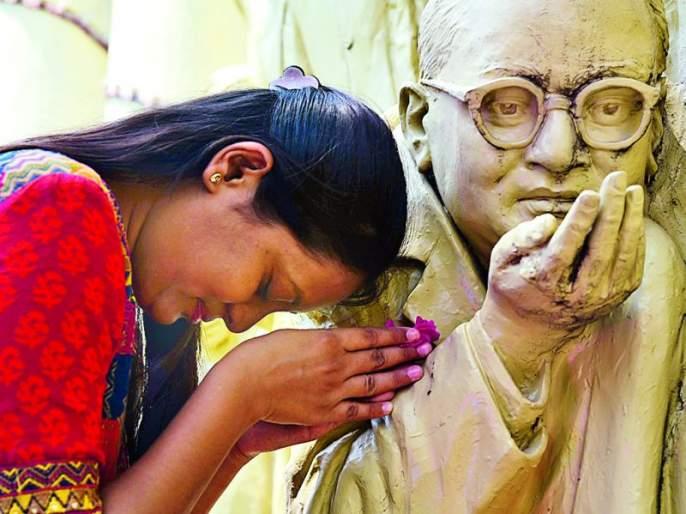 Dr. Babasaheb Ambedkar Jayanti celebration in Nagpur | भीमराया...उदंड केलीस अमुच्यावरती माया!