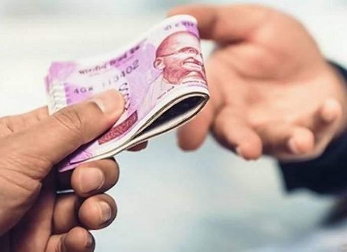 The bureaucrats of the City Survey in Nagpur finally arrested | उपराजधानीतील 'सिटी सर्व्हे'चा लाचखोर कर्मचारी अखेर गजाआड