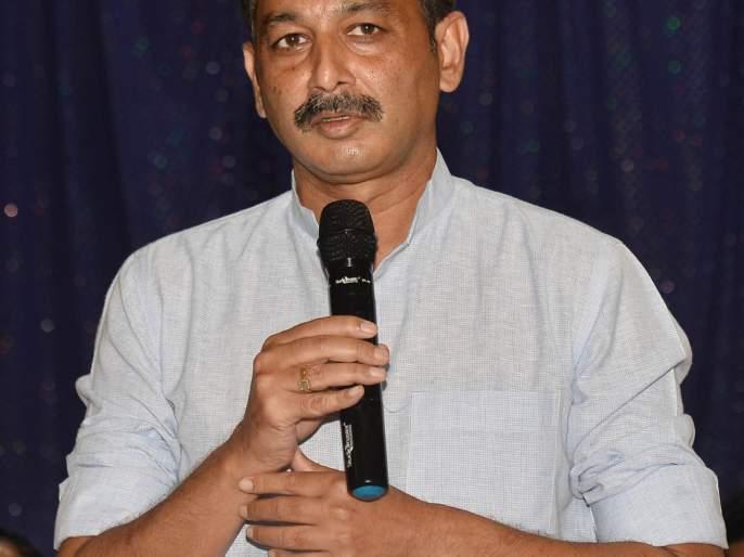 Western Maharashtra should lend a helping hand to farmers in Marathwada: MP Sambhaji Raje | मराठवाड्यातील शेतकऱ्यांना पश्चिम महाराष्ट्राने मदतीचा हात द्यावा:खासदार संभाजीराजे