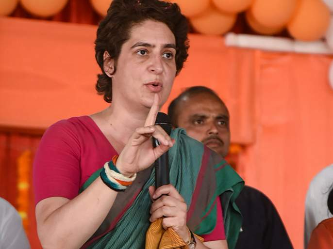 'There is no pardon in the country', Priyanka Gandhi said to Modi about Duryodhana in election rally | 'या देशात अहंकाराला माफी नाही', प्रियंका गांधींकडून मोदींना दुर्योधनाची उपमा
