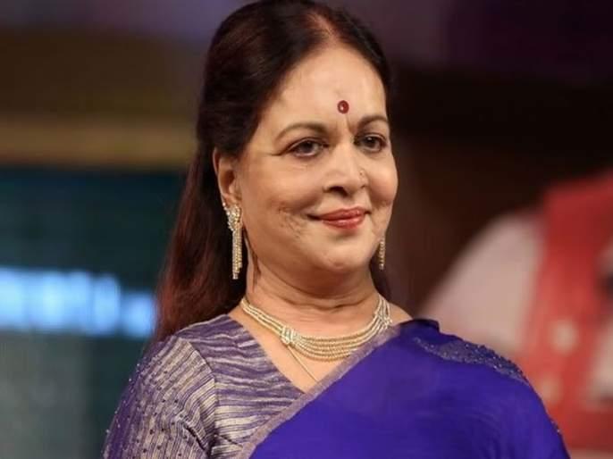 Famous actress and film maker Vijaya Nirmala passes away | प्रसिद्ध अभिनेत्री व चित्रपट निर्मात्या विजया निर्मला यांचे निधन