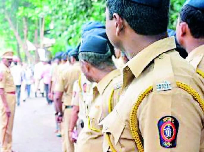 Amravati police in Nagpur for winter session | हिवाळी अधिवेशनासाठी अमरावती पोलीस नागपुरात