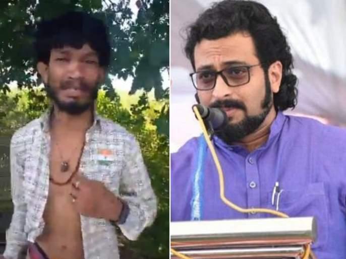 Finally MP Amol Kolhe spoke on Akshay Borhade beating case in pune MMG   Video: अखेर खासदार अमोल कोल्हे, अक्षय बोऱ्हाडे मारहाण प्रकरणावर बोलले...