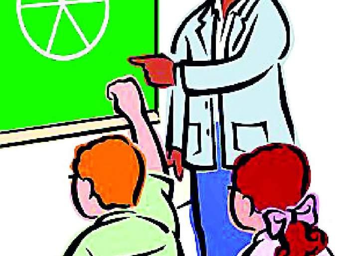 A private school teacher is also headquartered at the summer holidays | उन्हाळी सुट्यातही खासगी शाळांचे शिक्षक मुख्यालयीच