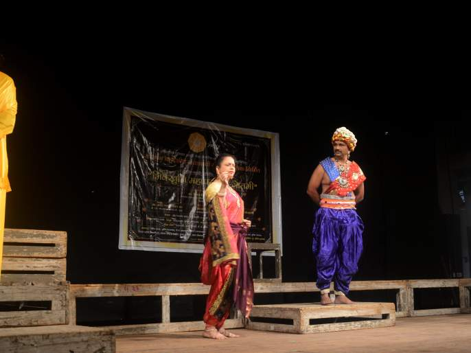 Plays on Buddha's life in Pali | बुद्धांच्या जीवनावर पालीभाषेत नाटिका
