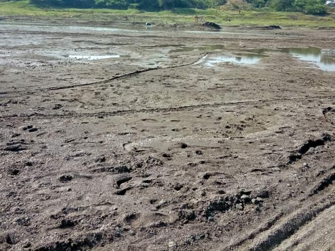 Parbhani: Water shortages of godavastha villages   परभणी : गोदाकाठच्या गावांना तीव्र पाणीटंचाईचा फटका