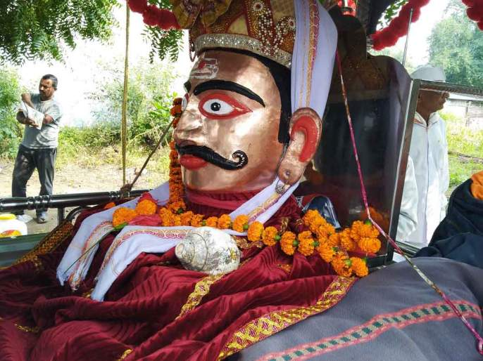 Welcome to Devpur to Lord Ganga Madheshwar Pai Dindi | भगवान गंगा मधमेश्वर पायी दिंडीचे देवपूरला स्वागत