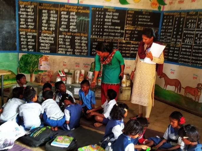 Mastrinbai becomes CEO of Zilla Parishad | जिल्हा परिषदेच्या सीईओ बनल्या मास्तरीणबाई