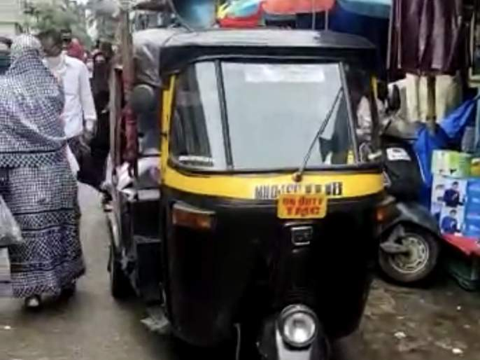 After 4 months, the main market was bustling, citizens crowded for Ganeshotsav shopping | तब्बल ४ महिन्यानंतर मुख्य बाजारपेठ गजबजली, गणेशोत्सवाच्या खरेदीसाठी नागरीकांनी केली गर्दी
